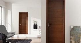Usi lemn Stratificat Stilul Neo Ultra